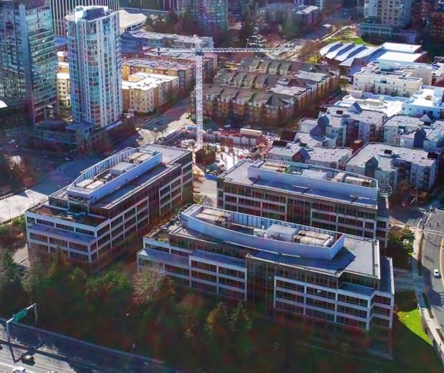 Seattle, Google, Vulcan Inc, Broderick Group, South Lake Union, Eastside, Bellevue, Kirkland Urban, Talon Capital, mixed-use