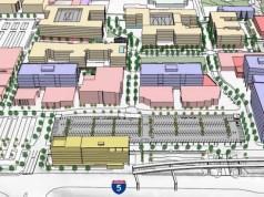 Seattle, Simon Property Group, CallisonRTKL, GGLO Design, KPFF, Early Design Guidance meeting, Northgate Mall redevelopment