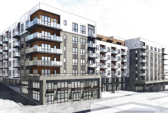 Seattle, Johnson Braund Inc, Continental Properties, Davido Consulting Group Inc, Thomas Rengstorf & Associates, Early Design Guidance