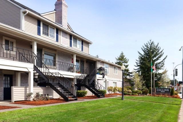Seattle, Coast Equity Partners, Grosvenor USA Limited, Kidder Mathews, Collins Junction Apartments, Lynnwood, Puget Sound region