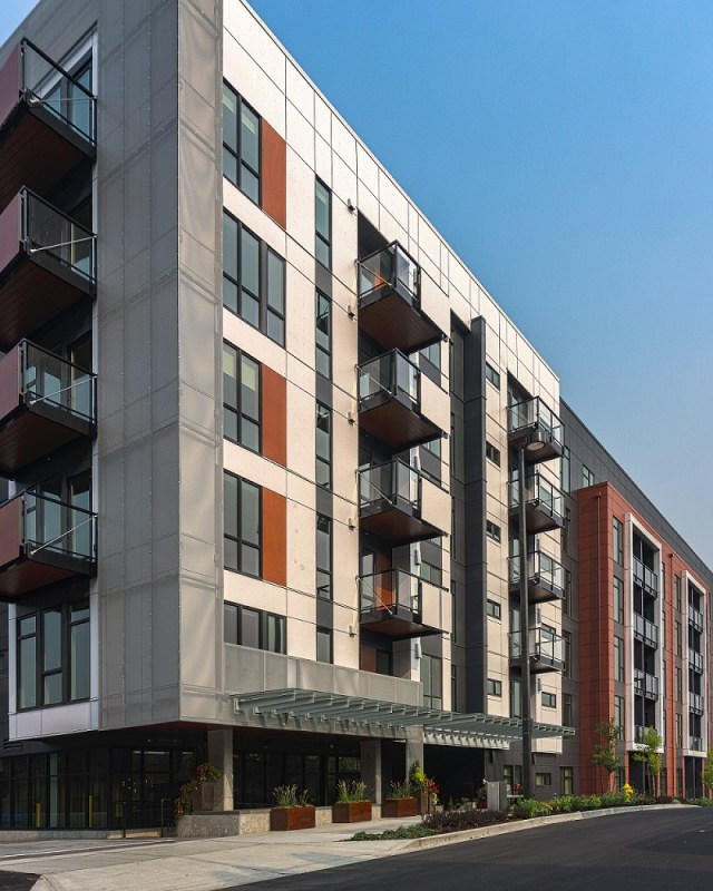 Intracorp, Bellevue, West Coast, Mira Flats, The Bravern, Polaris Pacific, GGLO Design, Seattle, Newport Beach, Vancouver, Toronto, Arbor Place