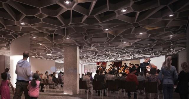 Seattle, Seattle Symphony, LMN Architects, Benaroya Hall, Belle & Wissell Co., downtown Seattle, Octave 9: Raisbeck Center