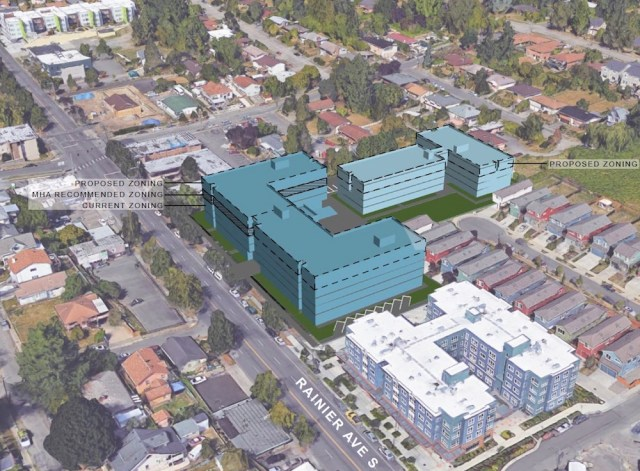 Seattle, SMR Architects, Bellwether Housing, Fazio Associates Inc, Seattle Department of Construction and Inspections, Rainier Valley
