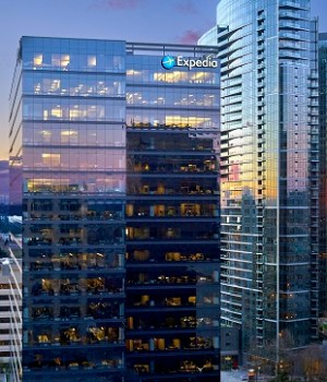 NBBJ, Centre 425, Schnitzer West, Expedia, Energy Star, LEED, Equity Commonwealth, Bellevue, Tower 333, Seattle, Amazon