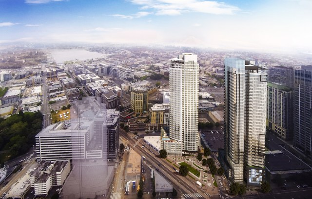 Seattle Parks and Recreation, South Lake Union, Weber Thompson, Seattle, Denny Triangle, Stratus, street-level activation