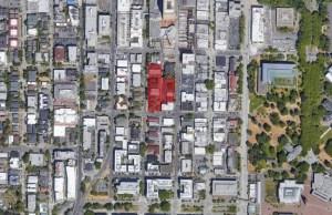 Landmark Properties, Athens, Georgia, Seattle, University District, Brooklyn Ave, Canterbury Court, Student Housing Business