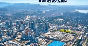 NKF Capital Markets, Bellevue Central Business District Gateway Development Site, Bellevue, Fortin Group, Pinnacle International, Puget Sound, Bellevue CBD Gateway, Newmark Group