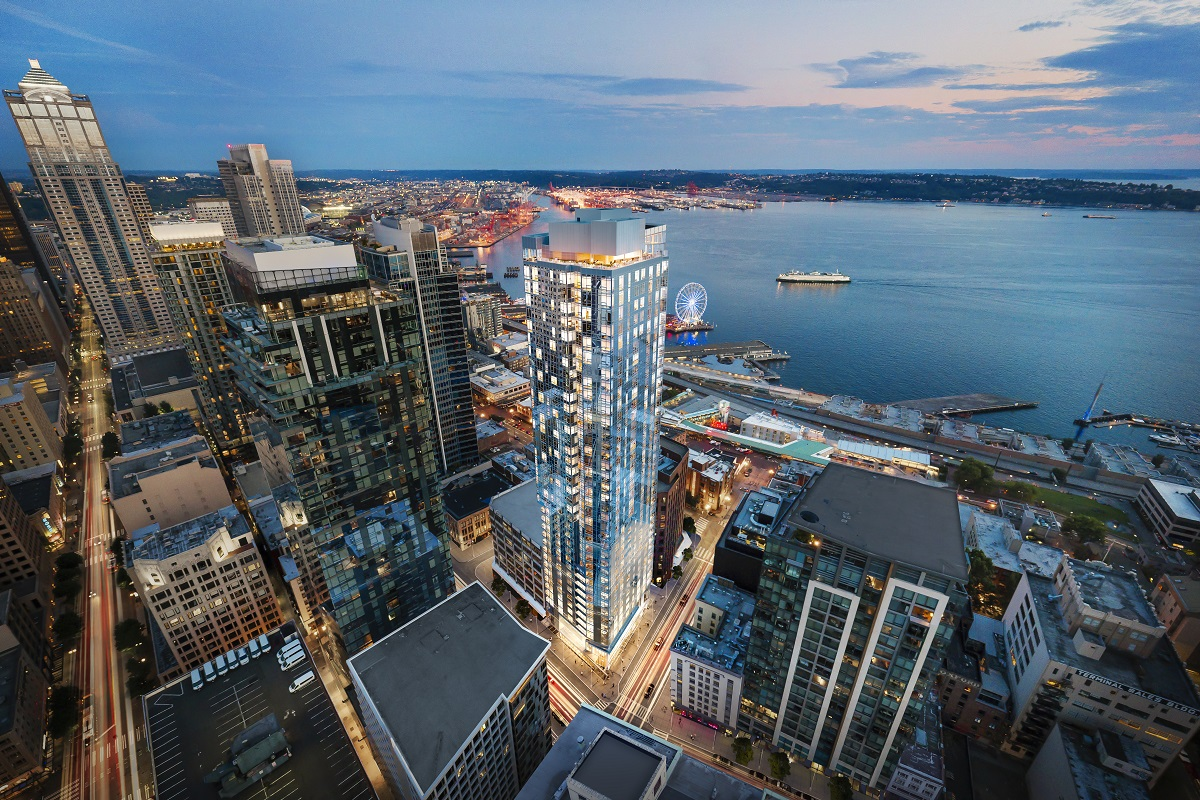 Daniels Real Estate Previews The Emerald in Seattle's Pike Place