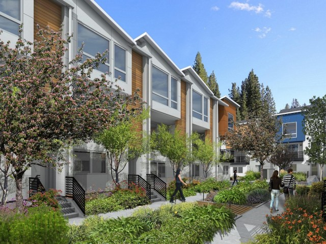 Intracorp, Ravenna88, Seattle, University of Washington, South Lake Union, NK Architects, Lake City Way, Sales Gallery