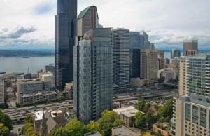 Seattle, Trinity Parish, Caydon USA, First Hill, Compton Design Office, Solomon Cordwell Buenz, Westbank Frye High Rise, Lennar