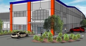 Seattle, Panattoni Development Company, TA Realty, Lakewood-Tacoma Logsitics Center, Pierce County, Sumner, industrial logistics