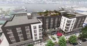 Ballard, Seattle, VIA Architecture, Carmel Partners, Urban Evolution, Murase Associates, Nordic Museum, La Isla, The Matador, Ballard Coffee Works