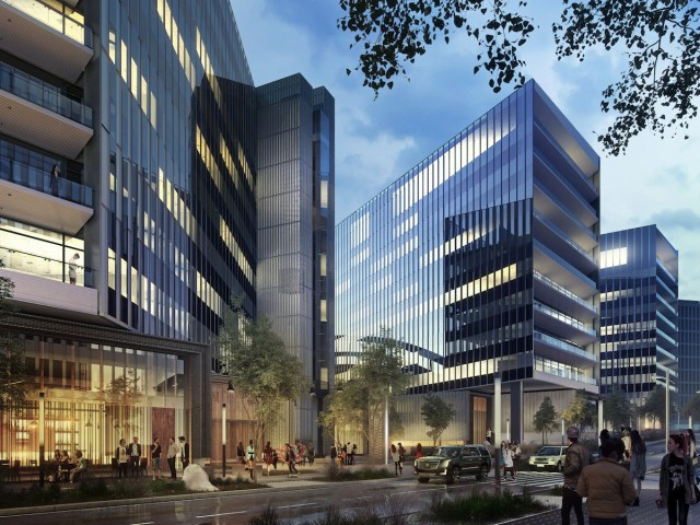 NBBJ, Newmark Knight Frank, Pioneer Square, Urban Visions, Seattle, S campus