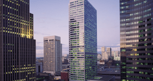 Seattle, Blackstone Real Estate Partners, Hines, J.P. Morgan Asset Management, Summit II, Bellevue, King County records, 800 5th Avenue