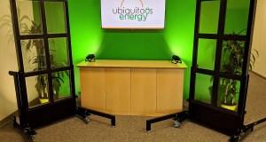 Ubiquitous Energy, Redwood City, Silicon Valley