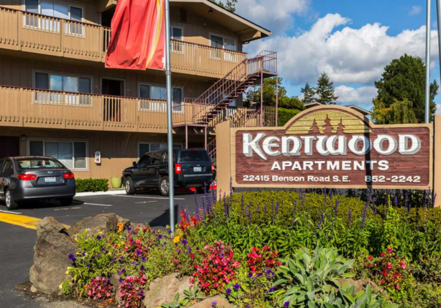 Seattle, Kentwood Apartments, MJW Investments, King County records, multifamily, student housing portfolio, Western U.S.,