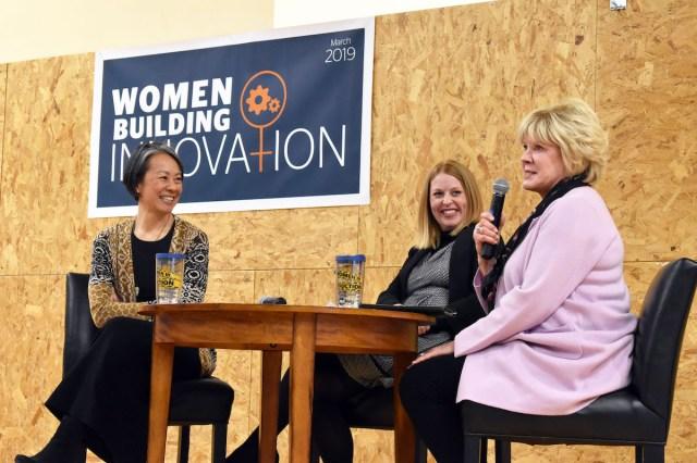McKinstry, Harvard Business School, U.S. Bureau of Labor, National Association of Women in Construction, University of Washington