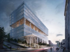 Pasadena, Alexandria Real Estate, Gensler, ZymoGenetics, Seattle, Lake Union