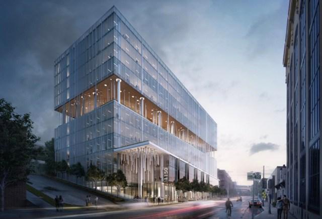 Pasadena, Alexandria Real Estate, Gensler, ZymoGenetics, Seattle, Lake Union