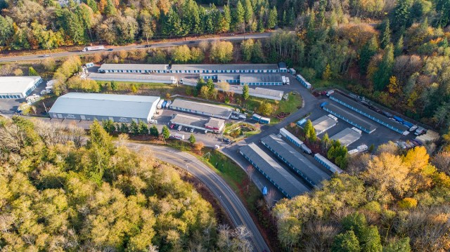 Marcus & Millichap, Belfair, Seattle, National Self-Storage Group, Mason County