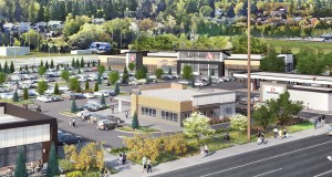 PMF Investments, Bellevue, Albertsons Companies, Pierce County, Puget Sound, CSI Construction Company, PacLand, BCRA Design