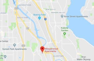 Seattle, Lincoln Avenue Capital, Alden Torch Financial, Whisperwood Apartments, Burien, King County records, affordable housing