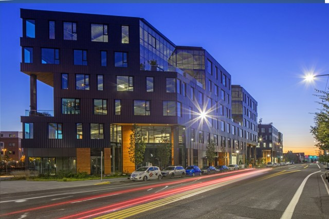 Newmark Knight Frank, Portland, National Real Estate Advisors, Goldman Sachs, Lincoln Property Company, Project^, Pearl District