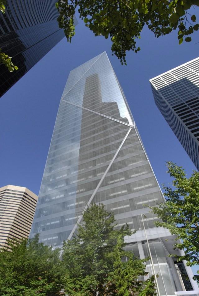 F5, Eastdil Secured, Daniels Real Estate, Stockbridge Capital Group, Seattle, ZGF Architects, Perq Coffee