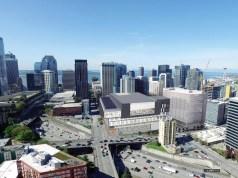 Hudson Pacific Properties, Washington State Convention Center, Pine Street Group, LMN, Denny Triangle, Netflix, Google, Square, Uber, NFL Enterprises