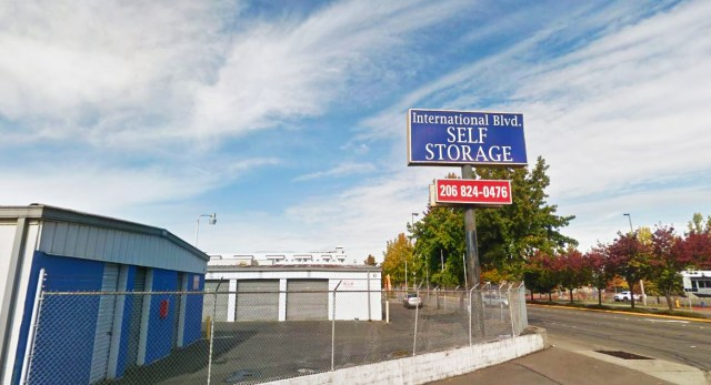 Marcus & Millichap, International Boulevard Self Storage, SeaTac, National Self-Storage Group, SeaTac International Airport, King Couny