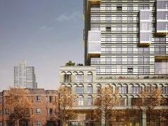 Skanska, Belltown. VIA Architecture, GGLO, Grzywinski + Pons, Downtown Design Review Board,