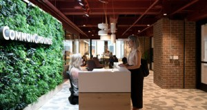 CommonGrounds Workplace, Minneapolis, Portland, Perkins+Will, Gray Fox Coffee & Wine, Salt Lake City, Burbank, Fort Worth, Houston