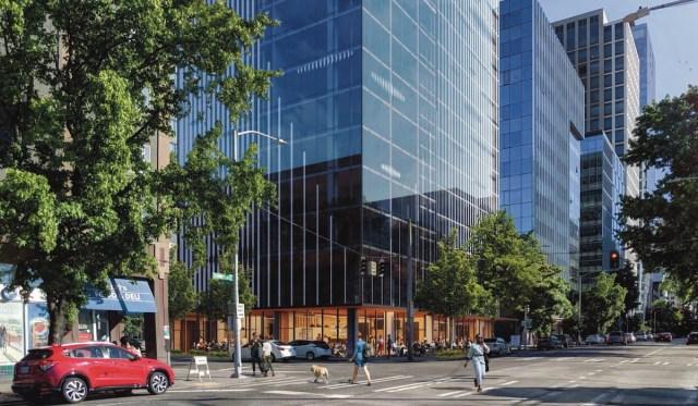 Denny Triangle, Seattle, Third Place Design Cooperative, Nipo Downtown Hotel, Rajbir Dandhu, Tru Hotels, Hilton, Washington State Convention Center