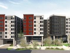 Seattle, University District, Northeast Design Review Board, Jackson Main Architecture, Safeway, Sharetea, Starbucks, Urban Outfitters, Thai Tom