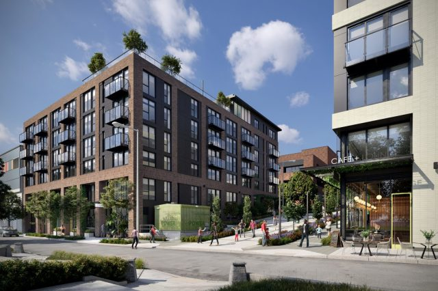 Mill Creek Residential, Seattle, Modera Broadway, Capitol Hill