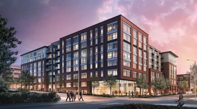Alliance Residential, Cushman & Wakefield, Broadstone First Hill, Seattle, Broadstone Saxton, Landesbank Hessen-Thueringen Girozentrale