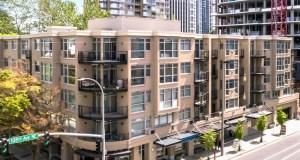 Seattle, Limestone Court Apartments, Sunset Ridge Development Co. Inc, West Freeman Properties, Bellevue Downtown Association