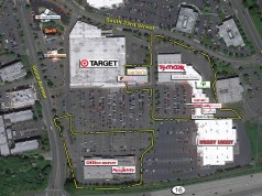 Seattle, Kimco Realty, Tacoma, Lynnwood, Tacoma Central, Pierce County records, industrial, Puget Sound region, shopping center