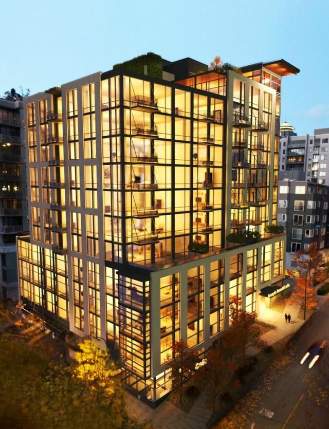 Invesco, RISE Properties, Thrive Communities, Seattle, Cigna Investment Management, Joseph Arnold Apartments