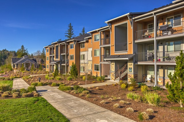 Issaquah Terrace Apartments, Issaquah, Pacific Urban, Colliers international, Shelter Holdings