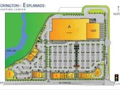 Weingarten Realty, Clarion Partners, Covington, Covington Esplanade