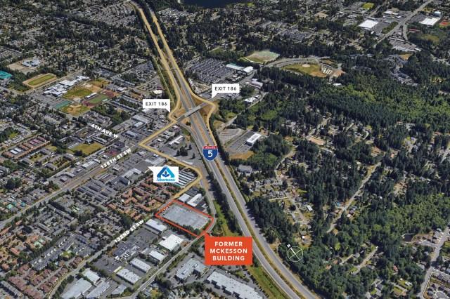 McKesson Building, Everett, Kidder Mathews, Galt, Gensco