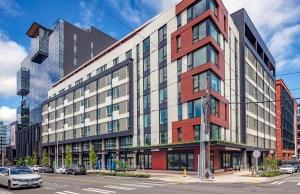 Vulcan Real Estate, Belkorp, Seattle, Orion SLU Apartments, Helm, Sitka, Amazon, Google