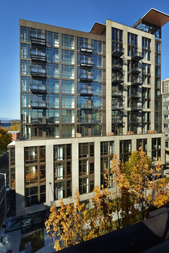 Mesa West Capital, Seattle, Rise Properties Trust, Cigna Investment Management, Belltown Joseph Arnold Lofts