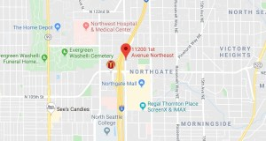 Seattle Housing Authority, Northgate Apartments, Northgate Mall, John Mullally, Vincent Mullally