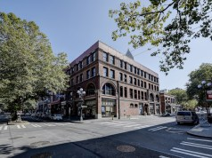 Delmar Building, Pioneer Square, State Hotel, Westlake Associates, CBRE, Keller Williams North Seattle, Seattle