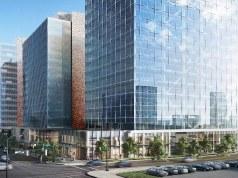 Vulcan, Bellevue, Bellevue Plaza, NBBJ, GLY Construction, Graphite Design Group