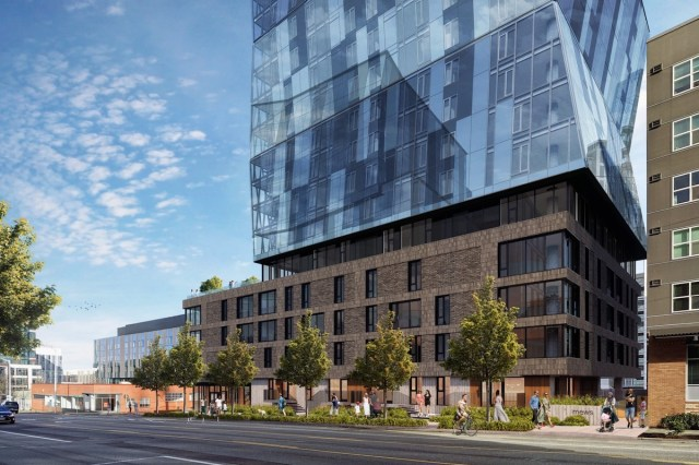 Hewitt Architecture, 222 Dexter, Cloud Tower, Glendale USA, Seattle