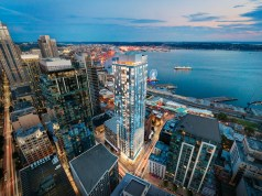The Emerald, Seattle, Thompson Seattle, Daniels Real Estate, Hewitt Architects, Susan Marinello Interiors