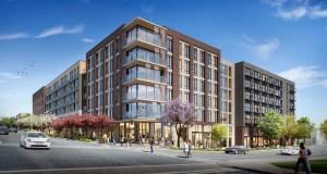 Yesler Terrace, Seattle, Centric Partners, Clark Barnes Architecture, Trent Development